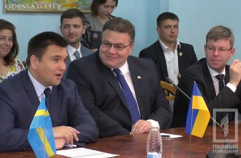Литва поможет Украине привлекать туристов и развивать инфраструктуру на юге Одесской области