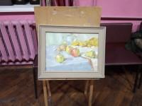 В Мигдале открылась выставка Сони Голубевой