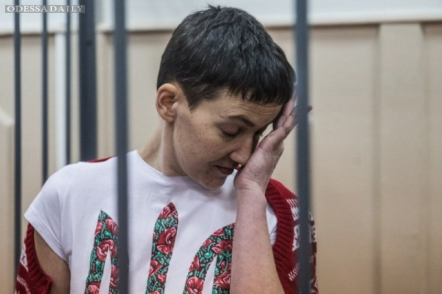 Адвокат Надежды Савченко подтвердил информацию о частичном прекращении голодовки