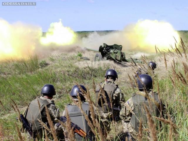 ИС: Оккупанты стягивают артиллерию к Старогнатовке и Новоласпе