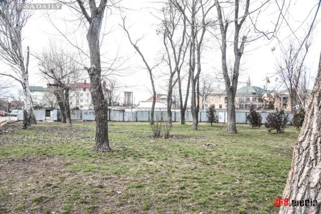 Бизнесмены подделали документы, чтобы застроить зеленую зону Одессы очередной «высоткой»