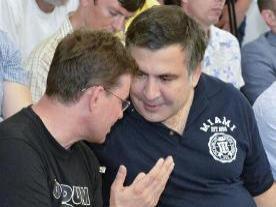 СМИ: Порошенко подписал указ об увольнении Саакашвили