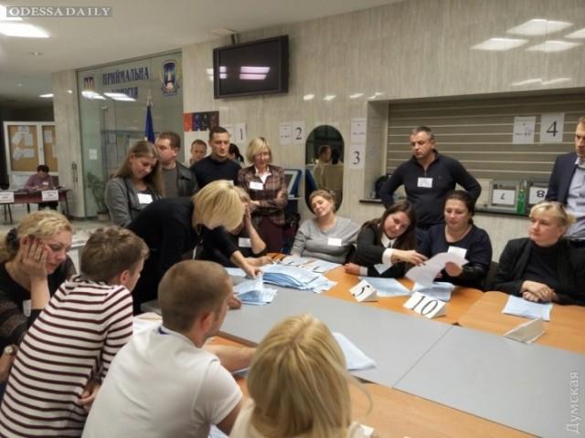 На участке юракадемии победили Сергей Кивалов и УМП. Председатель комиссии предлагает признать голосование недействительным (обновляется)