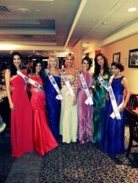 Корона Миссис мира 2014 досталась конкурсантке из Беларуси