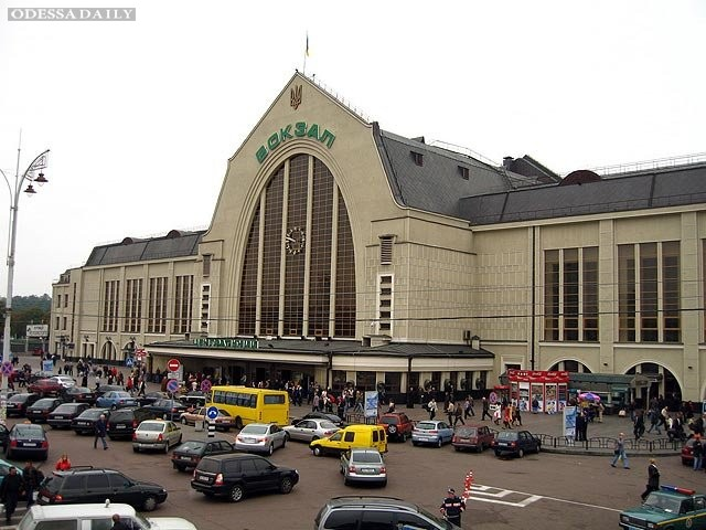 Украинские вокзалы могут стать торговыми центрами