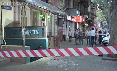 Задержан причастный ко взрывам в центре Одессы - Лорткипанидзе