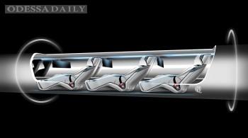 Вакуумный поезд Hyperloop сможет доставлять пассажиров из Лондона в Манчестер за 18 минут