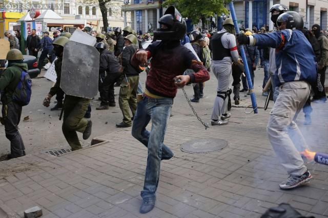 СБУ назвала еще пять россиян, причастных к беспорядкам в Одессе
