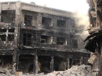 В Алеппо возобновились полномасштабные боевые действия