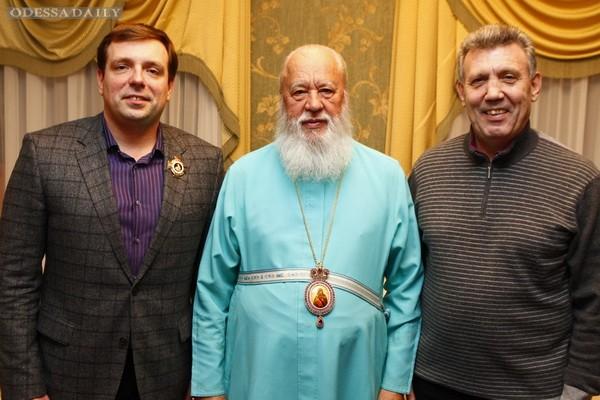 Николай Скорик награжден орденом Ярослава Мудрого