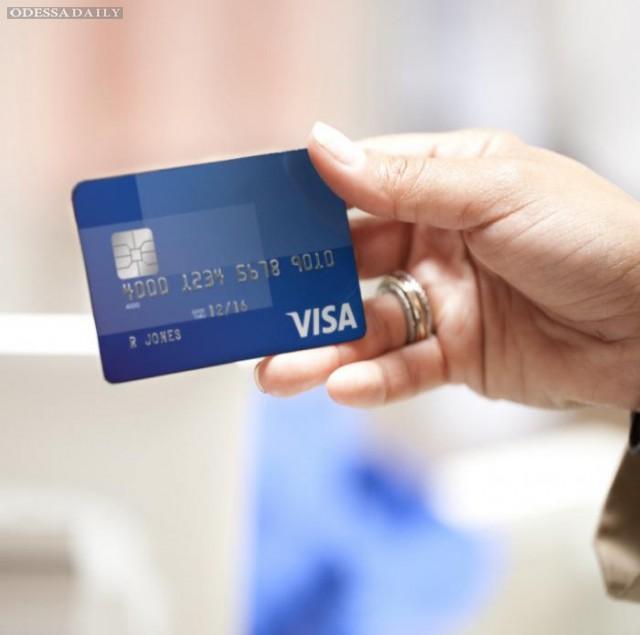 Visa отказывается от обслуживания операций по картам банков РФ