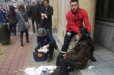 В результате терактов в Брюсселе погибли 34 человека – СМИ