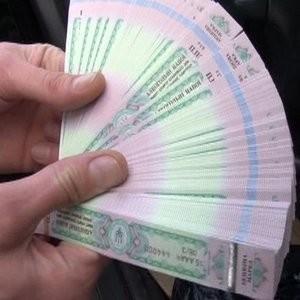Кабмин одобрил уменьшение стоимости акцизных марок
