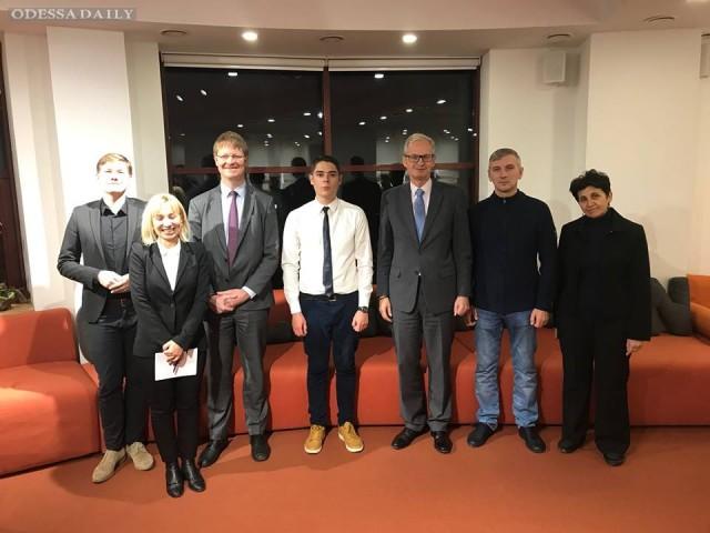 Встреча представителей гражданского общества с Генеральным директором Европейской Комиссии по вопросам добрососедства и переговоров о расширении ЕС Кристианом Даниэльссоном