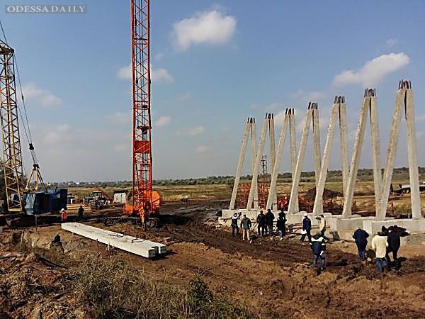 Благодаря таможне Одесский регион получил около 50 миллионов гривен на строительство дорог
