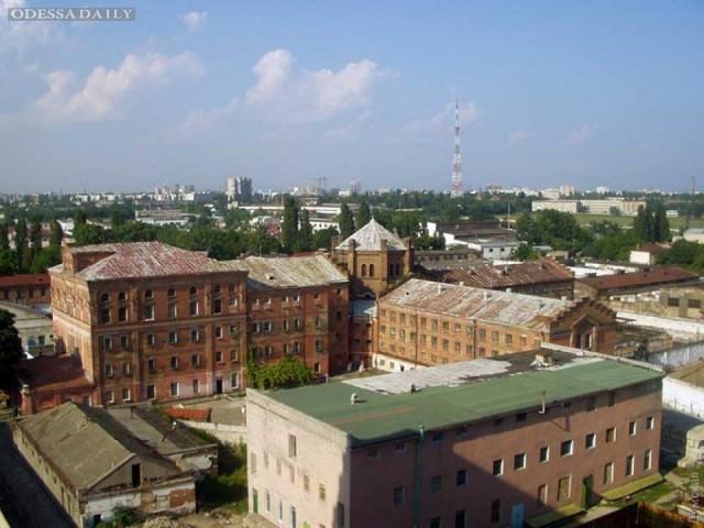 Одесское СИЗО покинет Тюремный замок