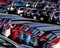 В Украине резко упали продажи подержаных автомобилей
