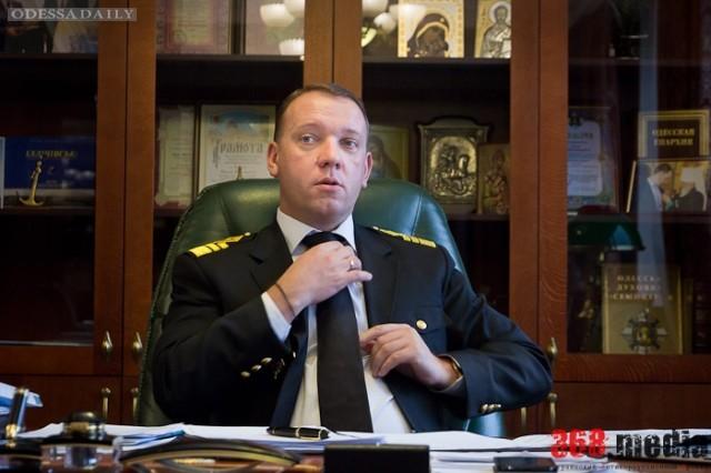 Прокуратура изучает коррупционные схемы экс-директора Ильичевского порта Крука