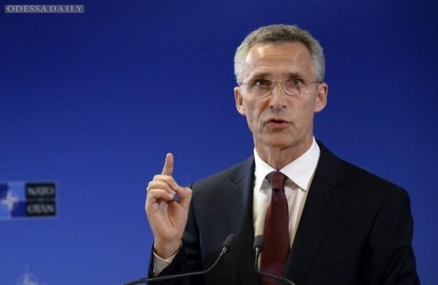 НАТО срочно пересмотрит правила безопасности после инцидента с Су-24