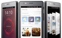Появился первый в мире смартфон на ОС Ubuntu