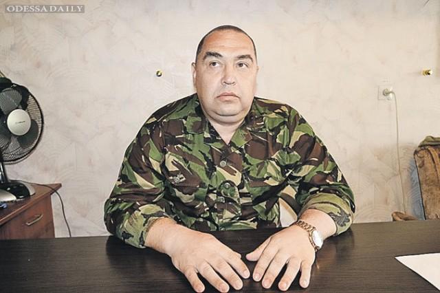 Плотницкий подтвердил перемирие между Киевом и ЛНР