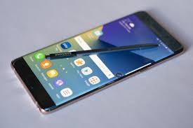Госавиаслужба рекомендует украинцам не летать с Samsung Galaxy Note 7