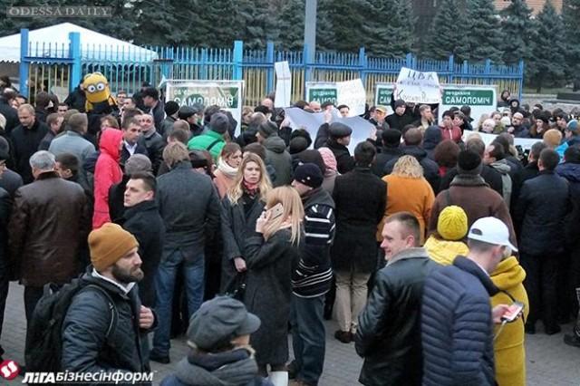 Есть протоколы нарушений при пересчете в Кривом Роге - Семенченко