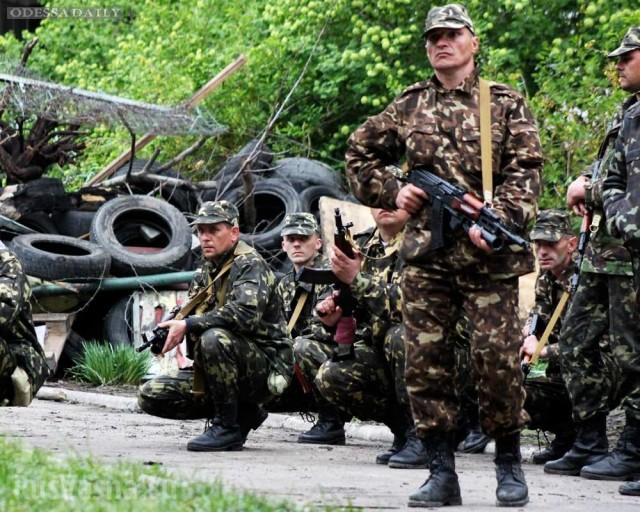 К украинским силовикам в Иловайске идет подкрепление - Нацгвардия