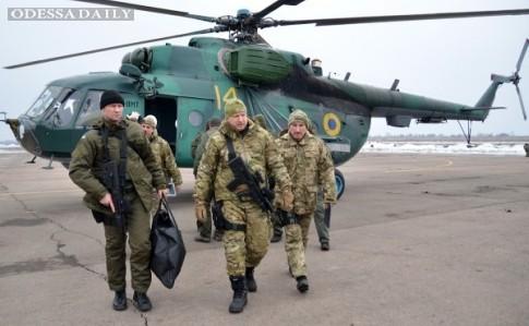 Турчинов: Без согласия Порошенко никакой блокады ОРДЛО не будет