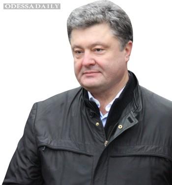 «Я в этой стране работаю Петром Алексеевичем Порошенко»