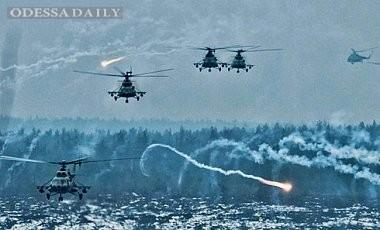 По учебной тревоге подняты части Северного флота и десанта РФ