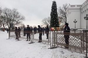 УДАР: «Митинг под флагами Партии регионов показывает несостоятельность одесской власти»