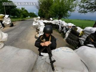 Под Донецком террористы попросились в ряды бойцов АТО: они хотят очистить Донбасс от наемников