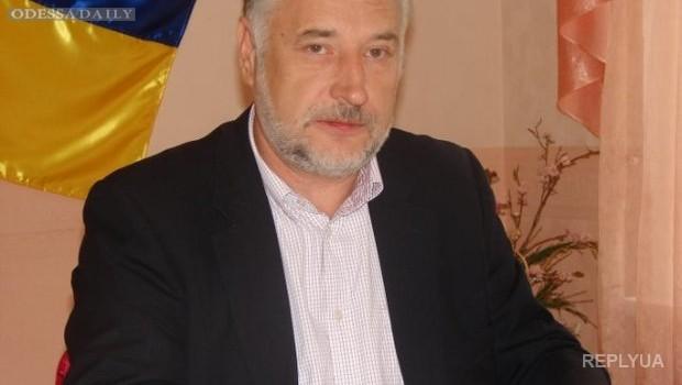 Жебривский отказался строить жилье для переселенцев и сотрудников ОВГА