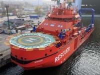Ледокол-спасатель одесского проекта стал судном года в Германии