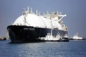 Арендованный плавучий LNG-завод прибудет в Украину летом 2013 года