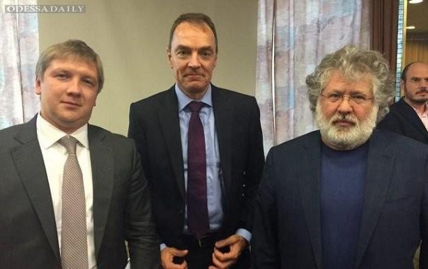 Лещенко рассказал о выведении Коломойским 337 миллионов из Укрнафты