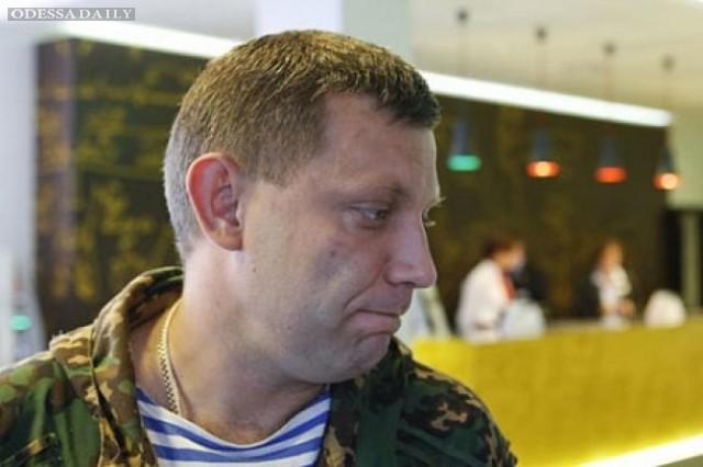 Сводка ИС: на позициях близ Авдеевки Захарченко устроил «шоу» для российского ТВ