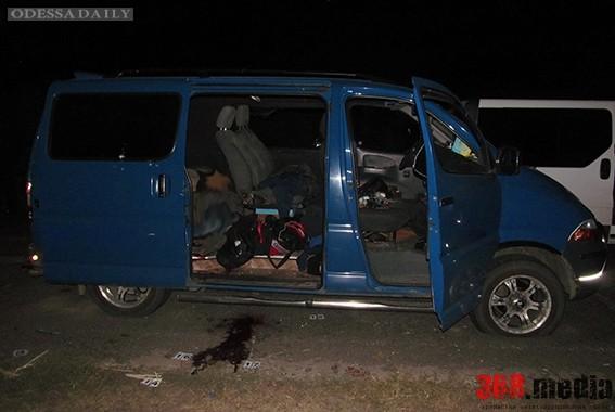 Перестрелка на одесской трассе: раненые милиционеры и убитые бандиты из «ЛНР»