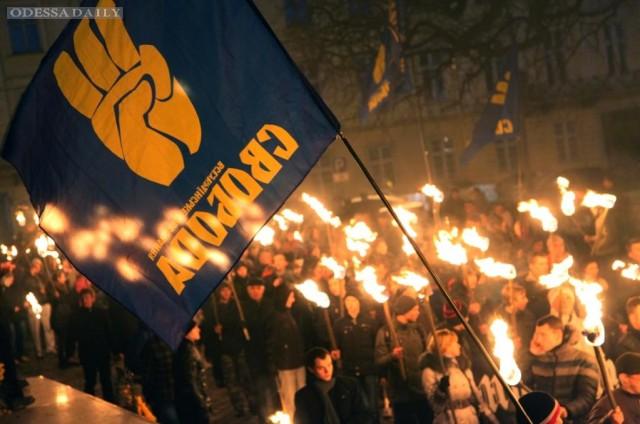 Сегодня в Одессе пройдет факельное шествие