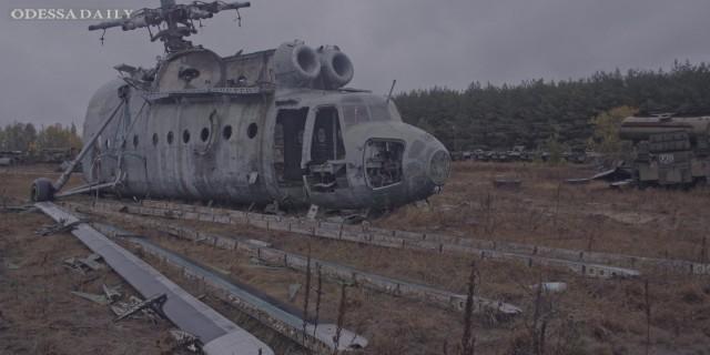Зона мародерства. Украина пытается навести порядок в Чернобыле
