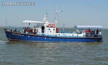 Затонувший около Затоки катер Иволга был перегружен