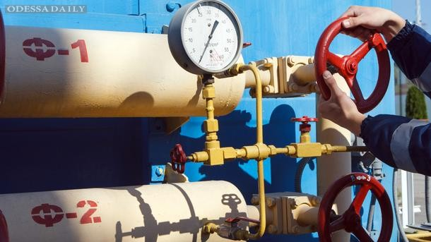 Украина начала закупать газ у французов