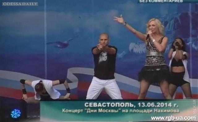 Вице-премьер Кириленко выступил против концертов российской певицы Орбакайте в Украине