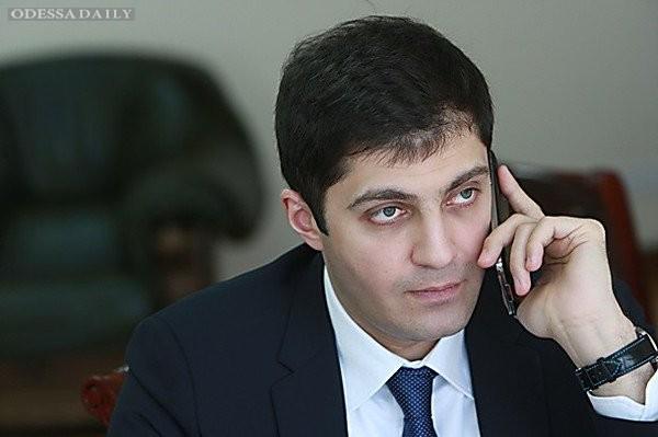 Новая миссия военной прокуратуры и одесской СБУ – очернить работу команды Саакашвили, - Сакварелидзе