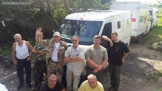 Волонтеры, вывозившие сотни тел погибших из зоны АТО, приостанавливают деятельность