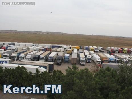 В Керчи ввели режим ЧС из-за количества туристов, которые хотят покинуть Крым на пароме