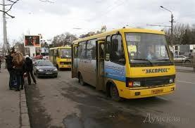 9 мая: уточненные маршруты движения городского транспорта в Одессе