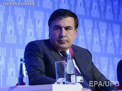 Саакашвили заявил, что не собирается соблюдать этический кодекс госслужащих, разработанный Кабмином