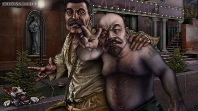 Владимир Ленин как карма местного самоуправления в Украине, или еще раз о противовесах власти